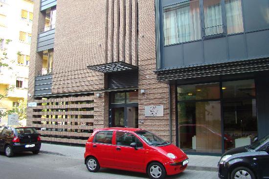 Hotel Regnum Residence: outside