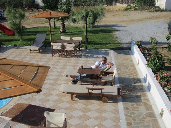 Naxos Kalimera Hotel: relax