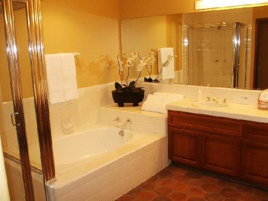 Hamilton Cove Villas: Bathroom in one of our 2 bedrooms