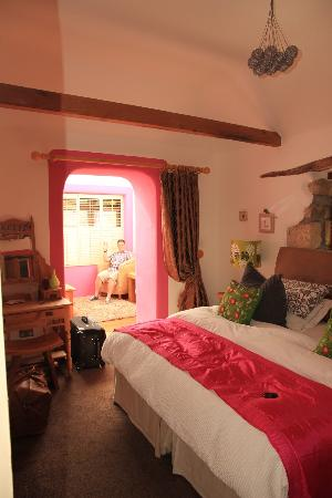 Lower Barns Boutique B&B: Garden Suite