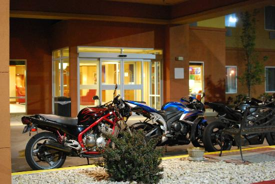 Fairfield Inn & Suites Reno Sparks: Bike Parking