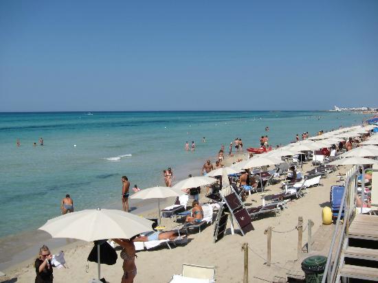 Vivosa Apulia Resort: spiagia