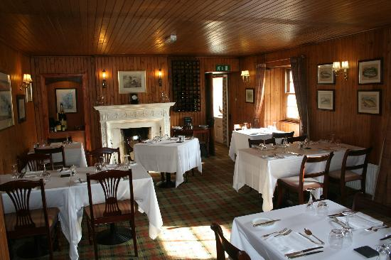 Meikleour Arms Hotel & Restaurant: The Dining room