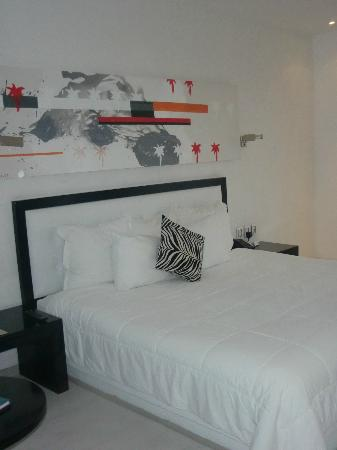 In Fashion Hotel Boutique : Lit Kingsize