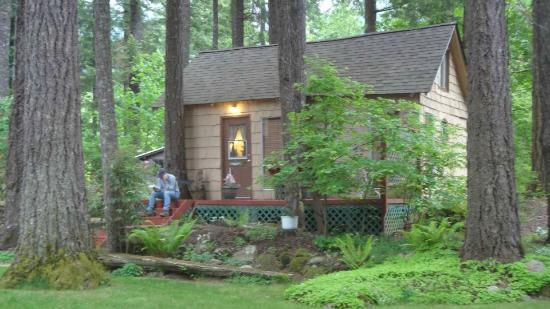 The Roaring River Bed & Breakfast: Herb's Place