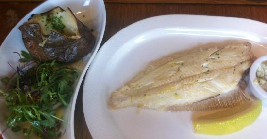 The Clog and Billycock : Lemon Sole