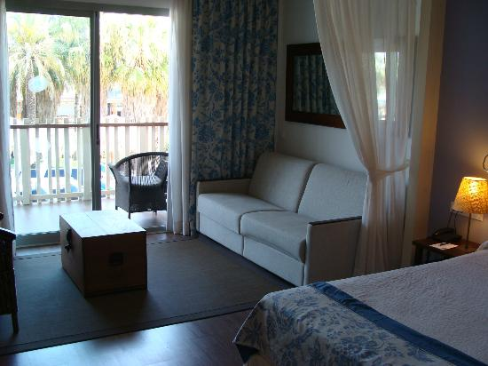 PortAventura Hotel Caribe: Petit Salon
