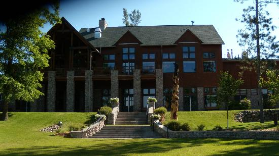 Heartwood Conference Center & Retreat: Eagle Lodge, main building