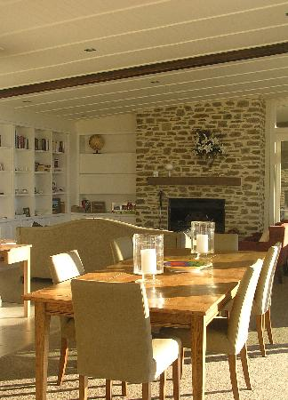 Prospect Lodge B&B: Lounge & Dining area