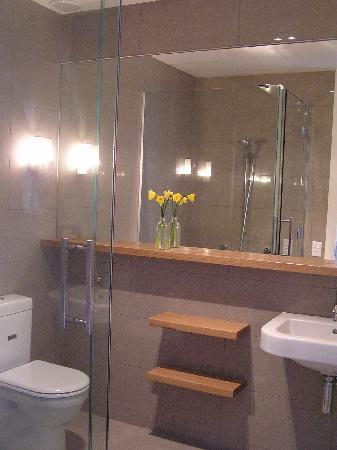 Prospect Lodge B&B: Ensuite bathroom