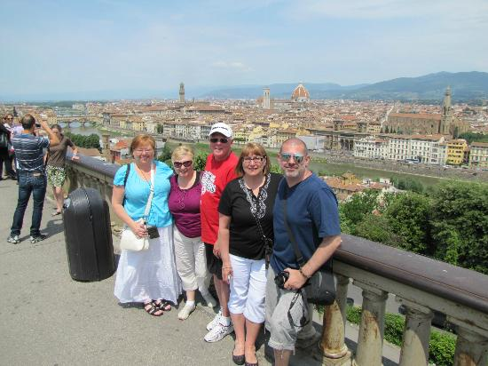 Prestige Rent: View of Florence, Italy