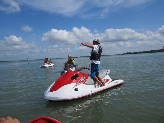 Mid Island Water Sports: Randy