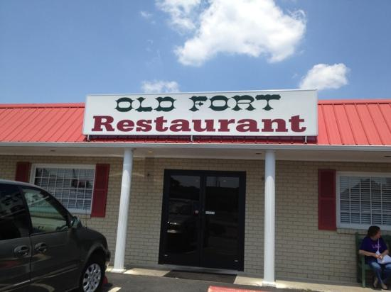 Excellent Meat N Three Review Of Old Fort Restaurant Cleveland Tn Tripadvisor