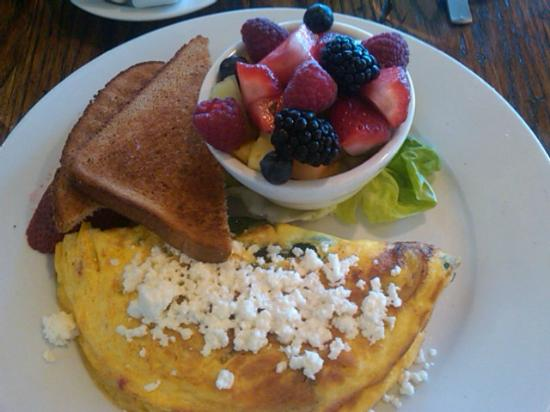Stables Ranch Grill: It tastes as good as it looks