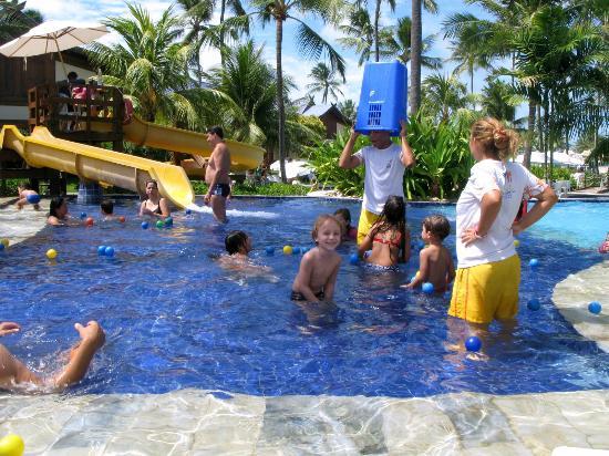 Summerville Beach Resort: Recreação infantil