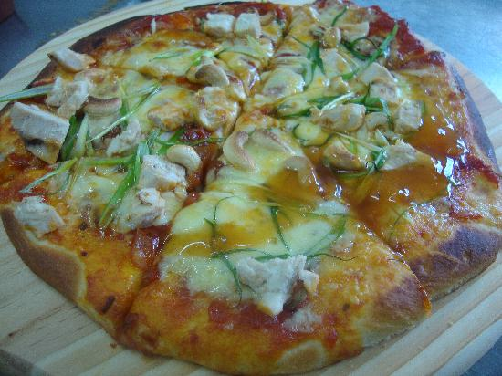 Snapper Cafe: Pizzas