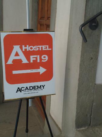 Academy Hostel: Hostel