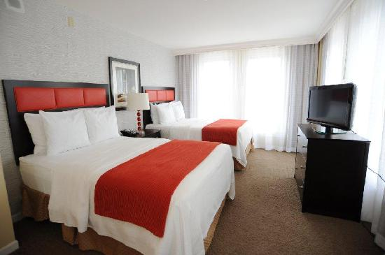 2 Double Beds Suite at Fairfield Inn Suites Atlanta Downtown