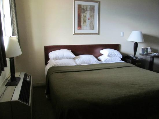 Quality Inn & Suites 1000 Islands: King Bed 1BDM Suite