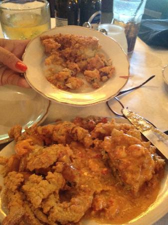 The Porter Avenue Bistro: Soft-Shell Crabs