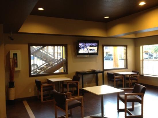Days Inn El Paso West: seating area