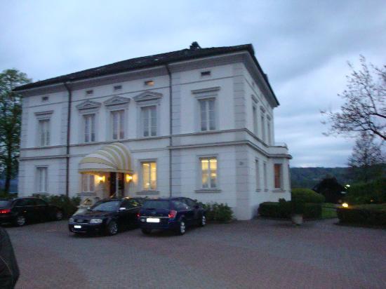 VILLA Schweizerhof: The villa