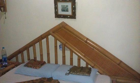 Danasari Accomodation : Queen size bed