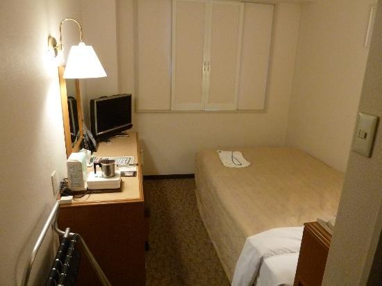 Matsumoto Tourist Hotel: heya