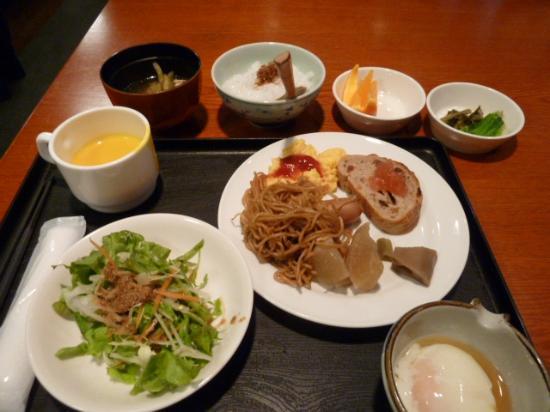 Matsumoto Tourist Hotel: tilyousilyoku