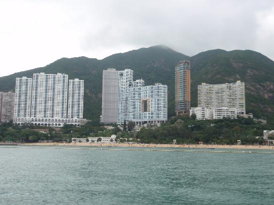 Stormies, Elements, Kowloon Station : view from the water