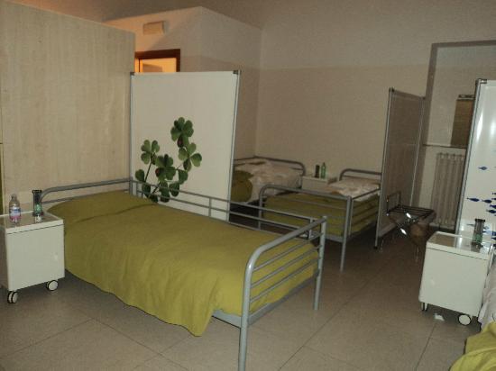 Academy Hostel: Quarto