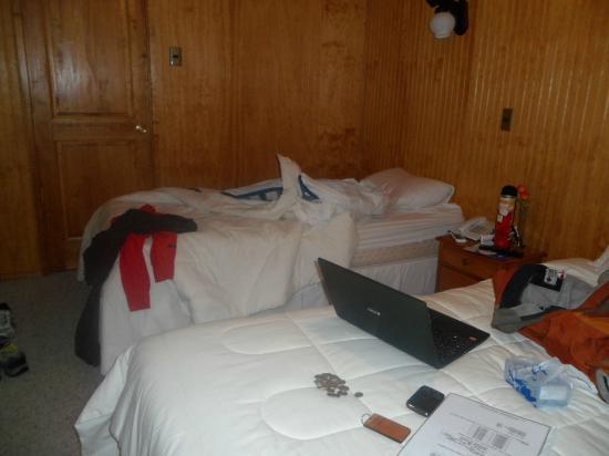 Chalet Chapital Hotel: Habitación del hotel