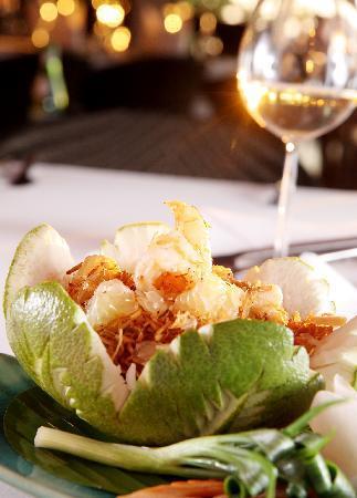 Baan Rim Pa Patong: Pomelo Salad