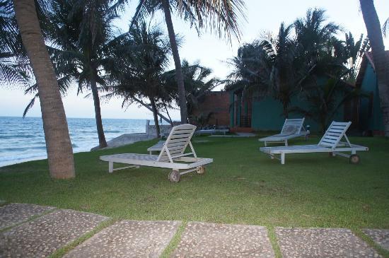 Hiep Hoa Resort: двор
