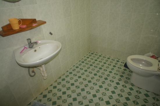 هايب هوا ريزورت: ванная комната