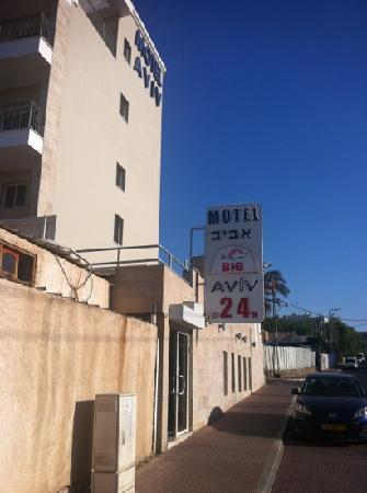 Aviv Spring Hostel: motel Aviv