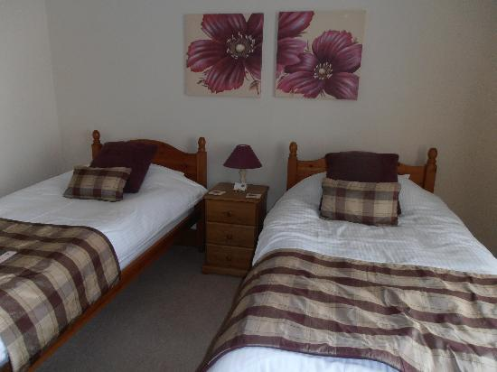 Red Lion House: Twin Bed with a Private bathroom