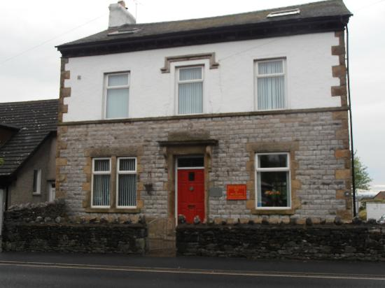 Red Lion House: The B&B