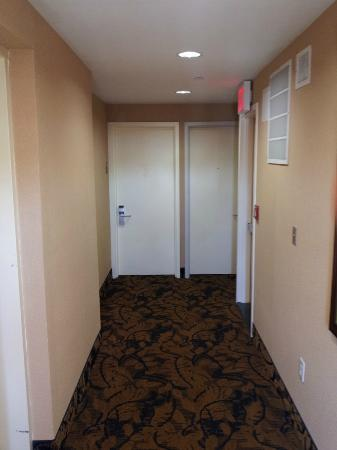 Comfort Inn Lower East Side: 2 rooms floor