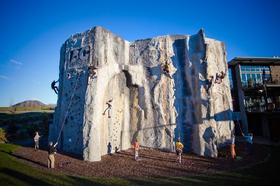 Basecamp Wanaka Climbing Centre with Clip 'n Climb