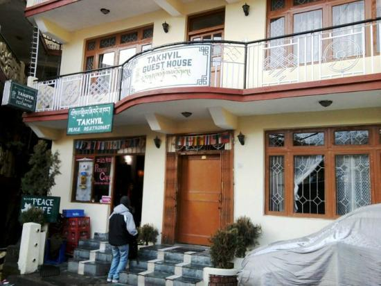 Takhyil Guest House: Excellent place to be in....home away from home....