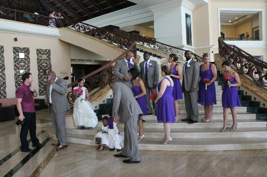 Wedding Entertainment Picture of Majestic Elegance Punta Cana