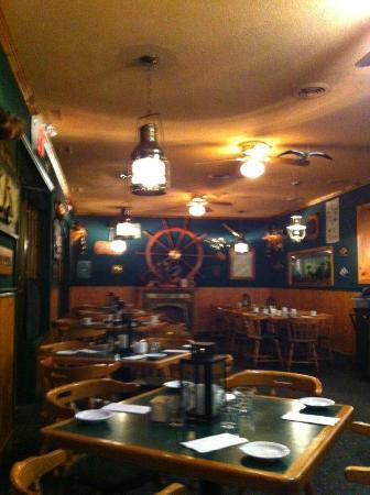 Lobster Trap Restaurant : One of the dining rooms at Lobster Trap