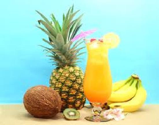 Bistro 24 American Grille: Fresh Fruit Juice