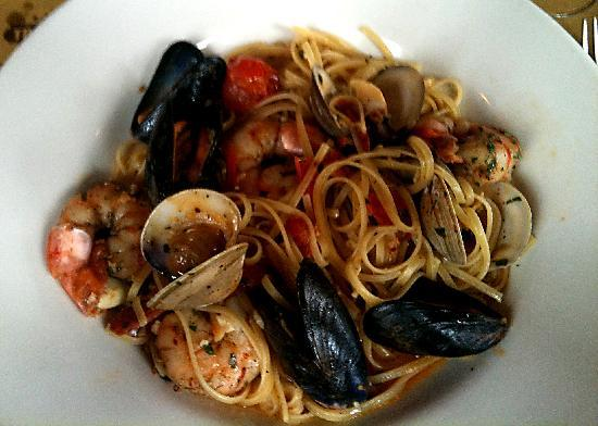 Bistro 24 American Grille: Do you love seafood & Pasta