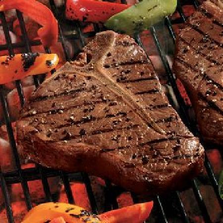Bistro 24 American Grille: Porterhouse Steak