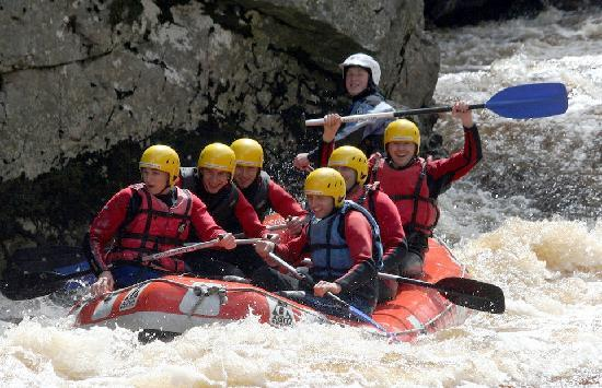 ACE Adventure: White Water Rafting with Fiachra Gaughan & Peter Kellyand