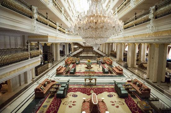 Mardan Palace : hotel Lobby
