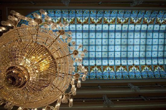 Mardan Palace: hotel Lobby
