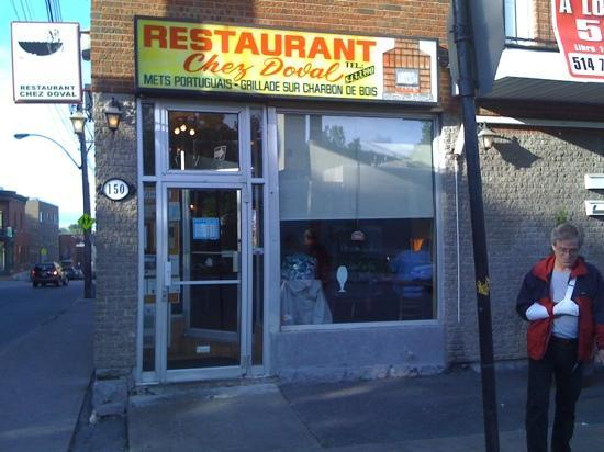 Best Portuguese Chicken Restaurant Montreal